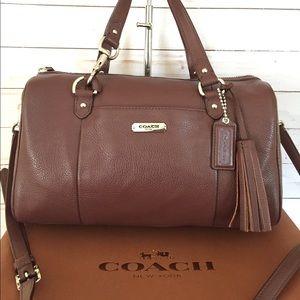 Coach Avery Satchel crossbody Shoulder Handbag